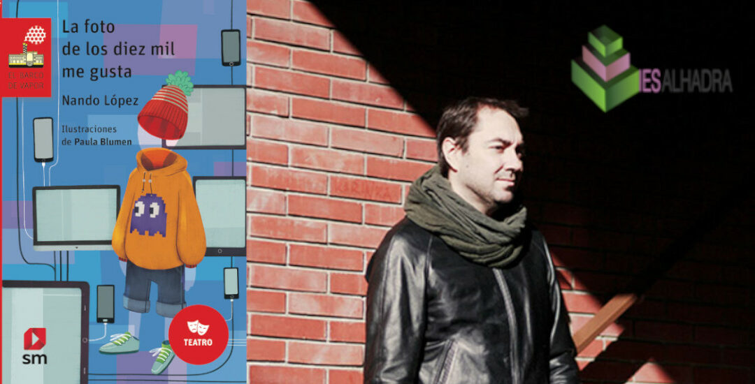 Encuentro con el autor Nando López