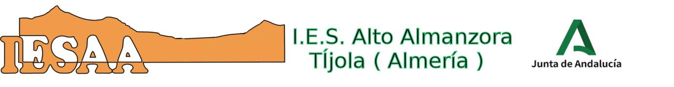 IES Alto Almanzora (Tíjola)