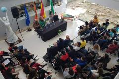 Dia de Andalucia: Presidenta Parlamento Andaluz