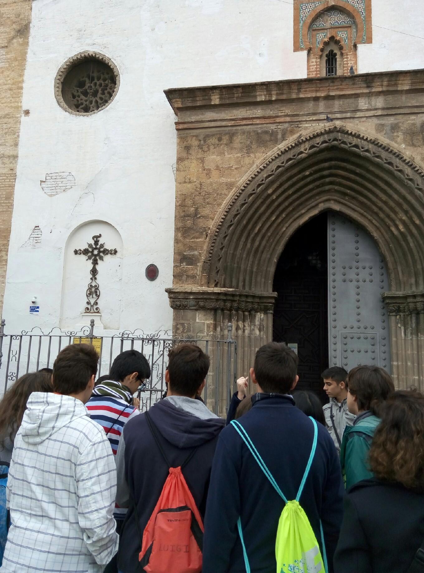 Ruta De La Sevilla Mud Jar Ies Bellavista
