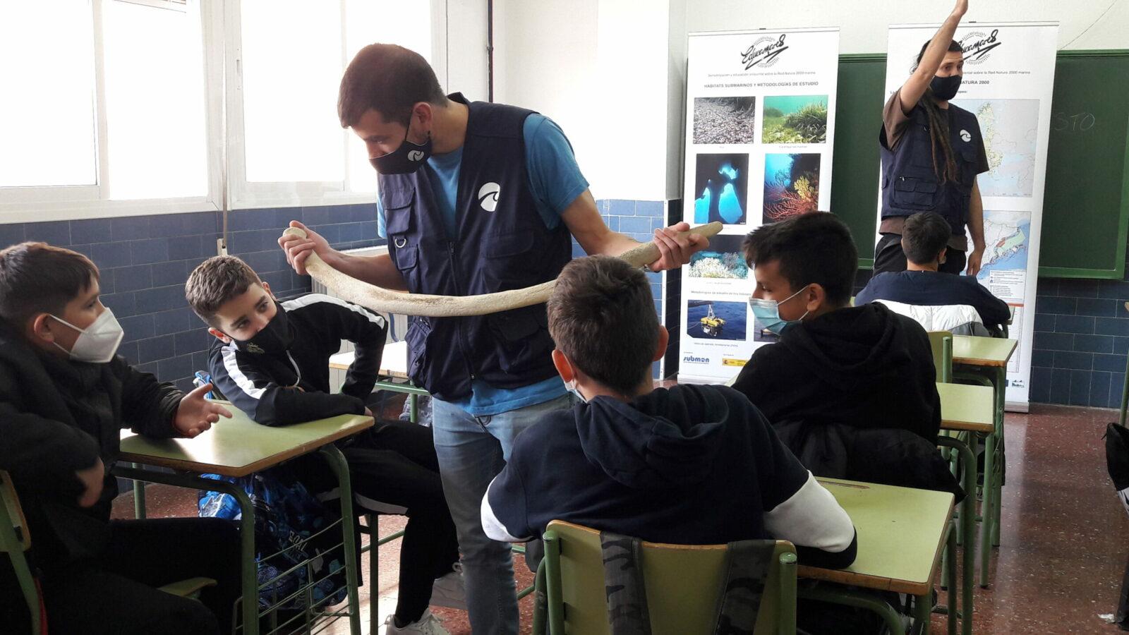 Proyecto EDUCAMARES