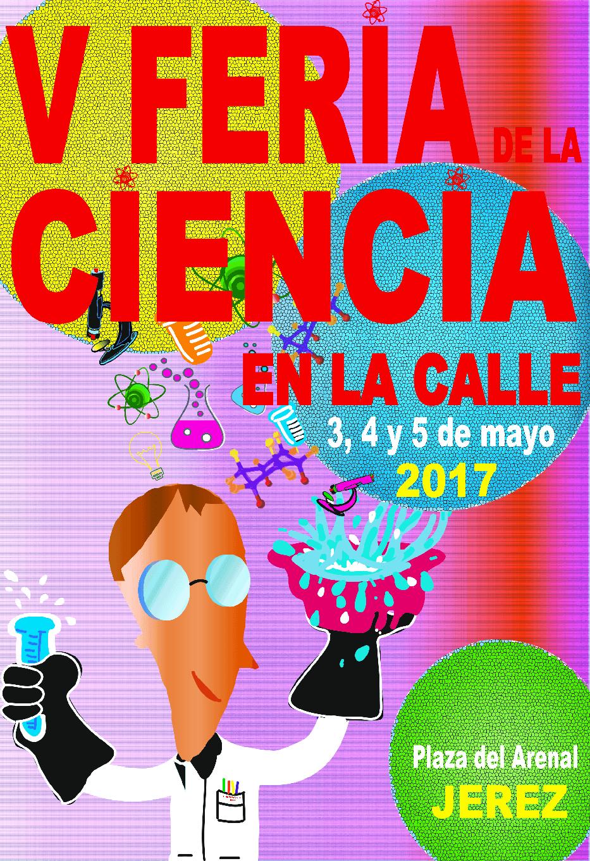 Concurso del cartel de la VI Feria de la Ciencia en la