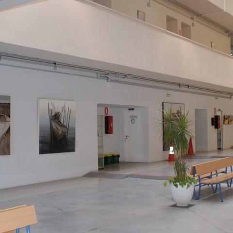 Sala de Exposiciones (Hall del Centro)