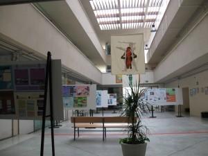 Expo trabajos alumnos feb 2010