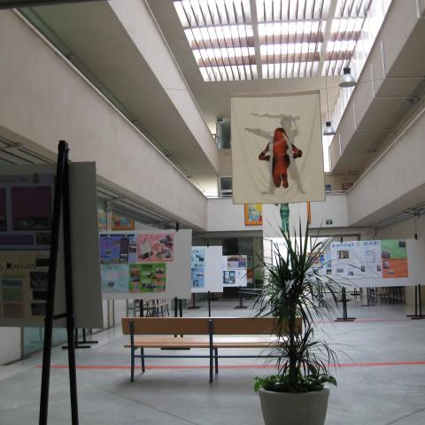 Exposiciones y trabajos del Centro