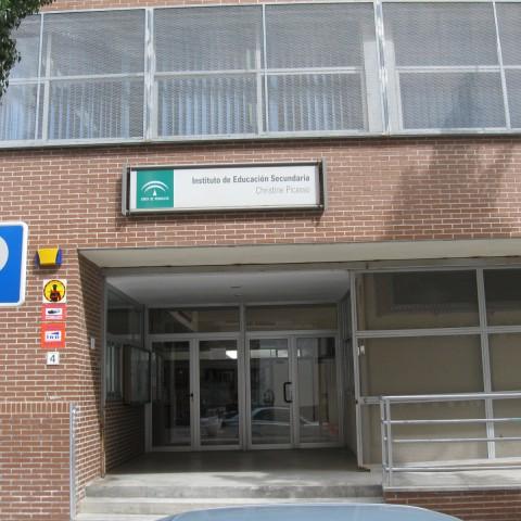 Nuestro Centro (entrada principal)