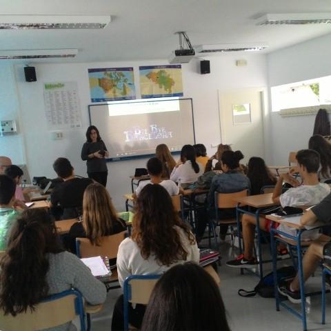 Ponencia sobre Sostenibilidad 21/10/2016