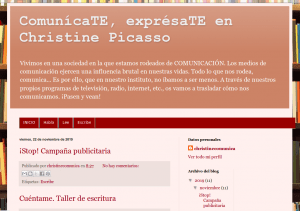 Blog Comunícate