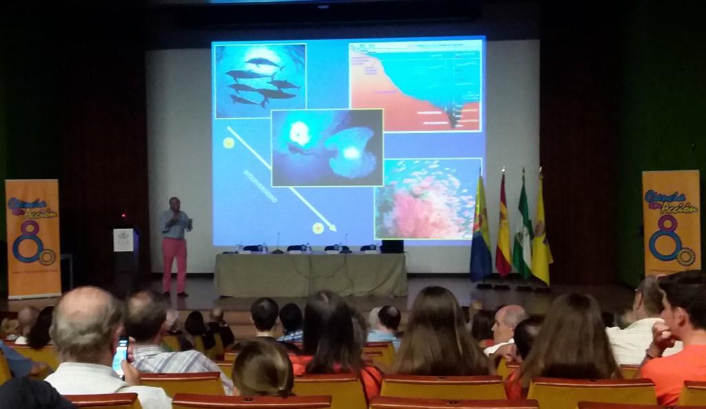 Conferencia inaugural a cargo de José Carlos García-Gómez