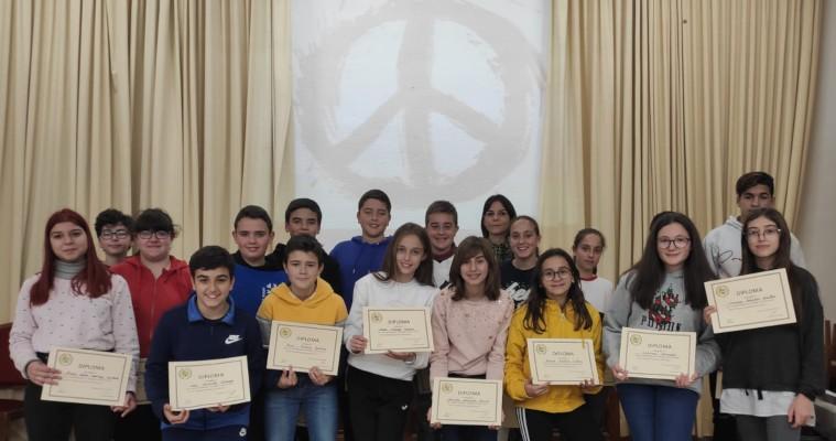 Recital de poesía para el Día de la Paz