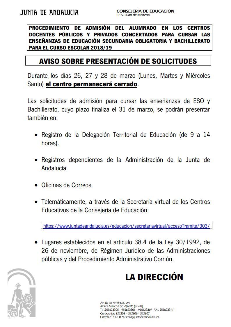 Sitio Web De Ies Juan De Mairena