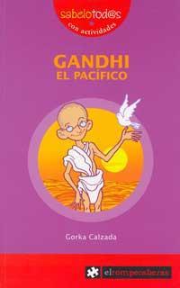 Gandhi-el-pacífico