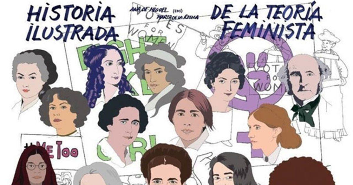 Historia-ilustrada-de-la-teoría-feminista