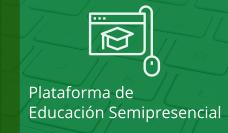 Plataforma de educación a distancias y semipresencial