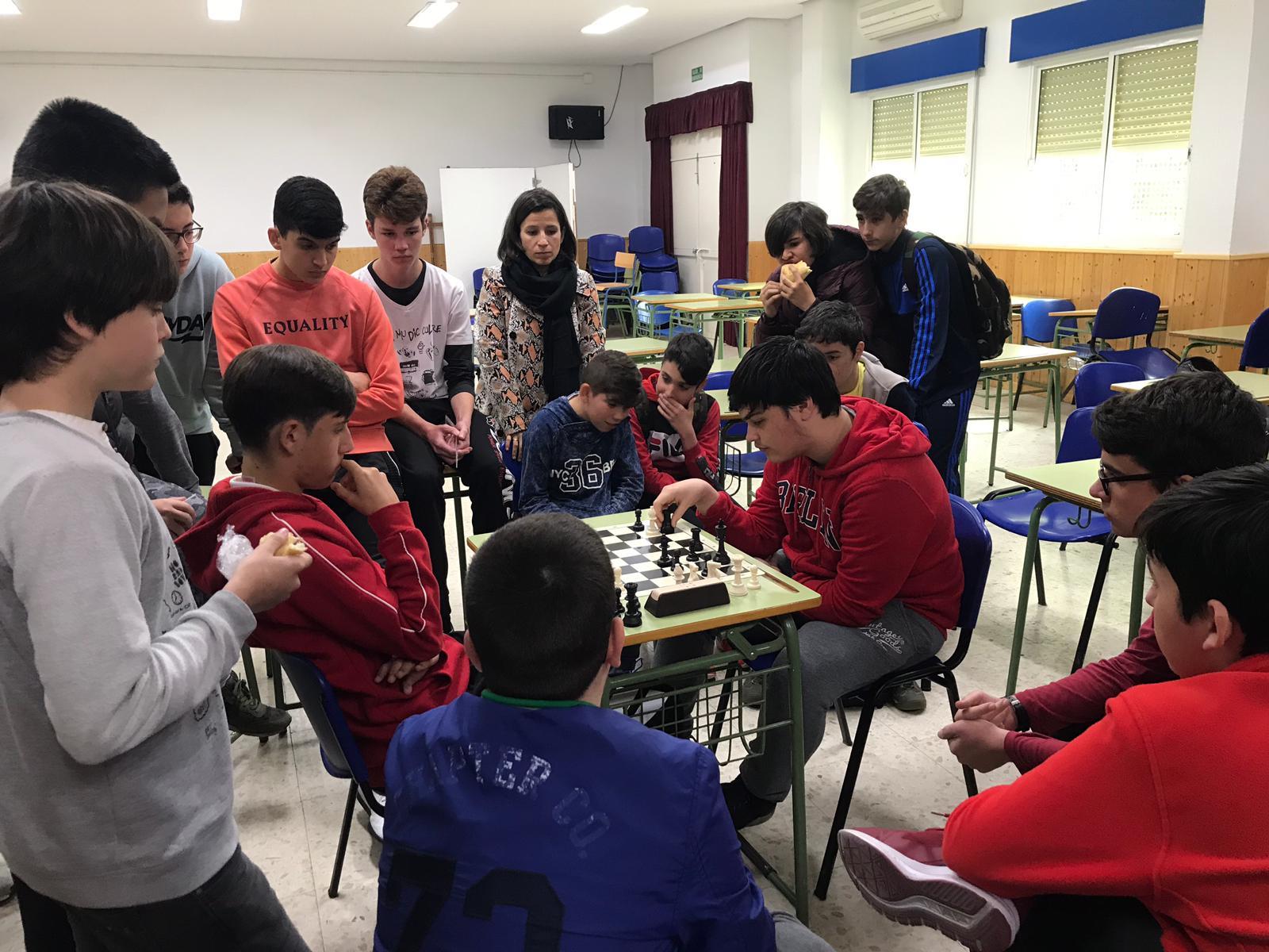 Torneo Ajedrez 2019-2