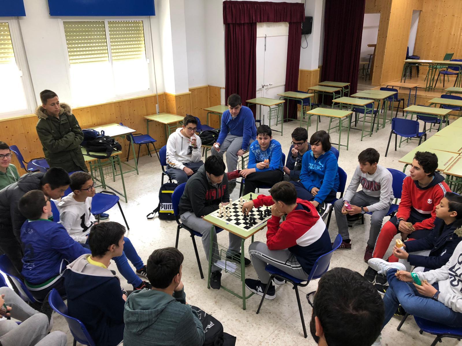 Torneo Ajedrez 2019-4