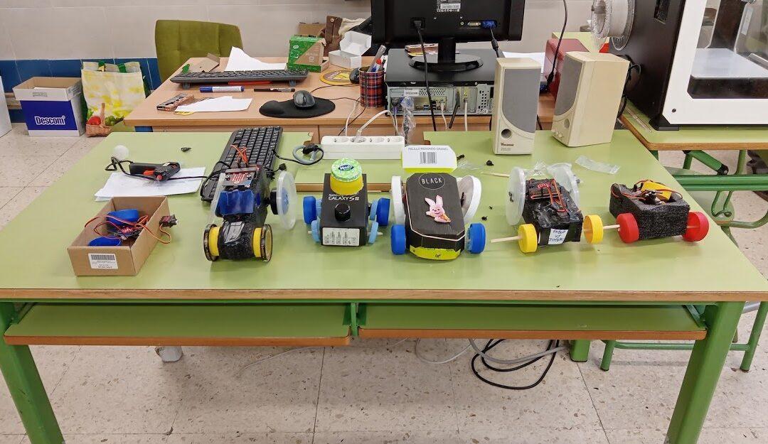 Taller de eco-robótica
