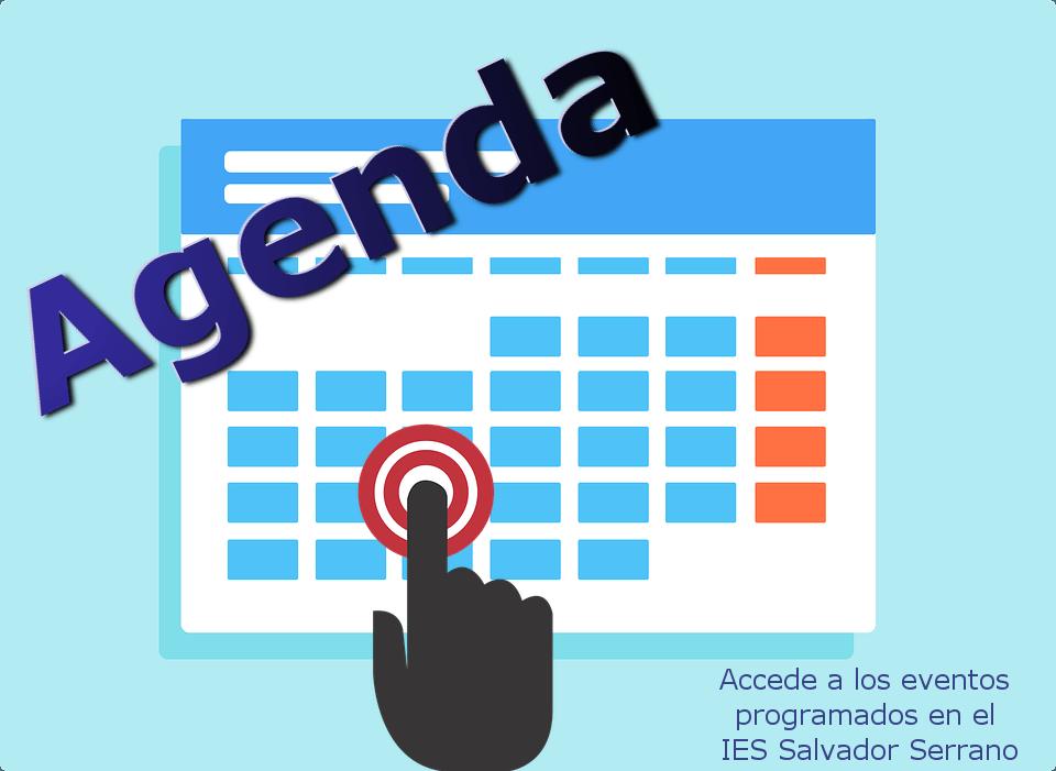 Clic para acceder al calendario de eventos