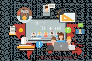 Web Formación Profesional IES Salvador Serrano