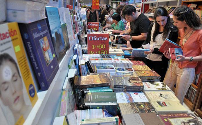 Celebración de la Feria del Libro: 2 y 3 de mayo