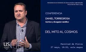 Actividad recomendada: Conferencia «Del mito al cosmos»