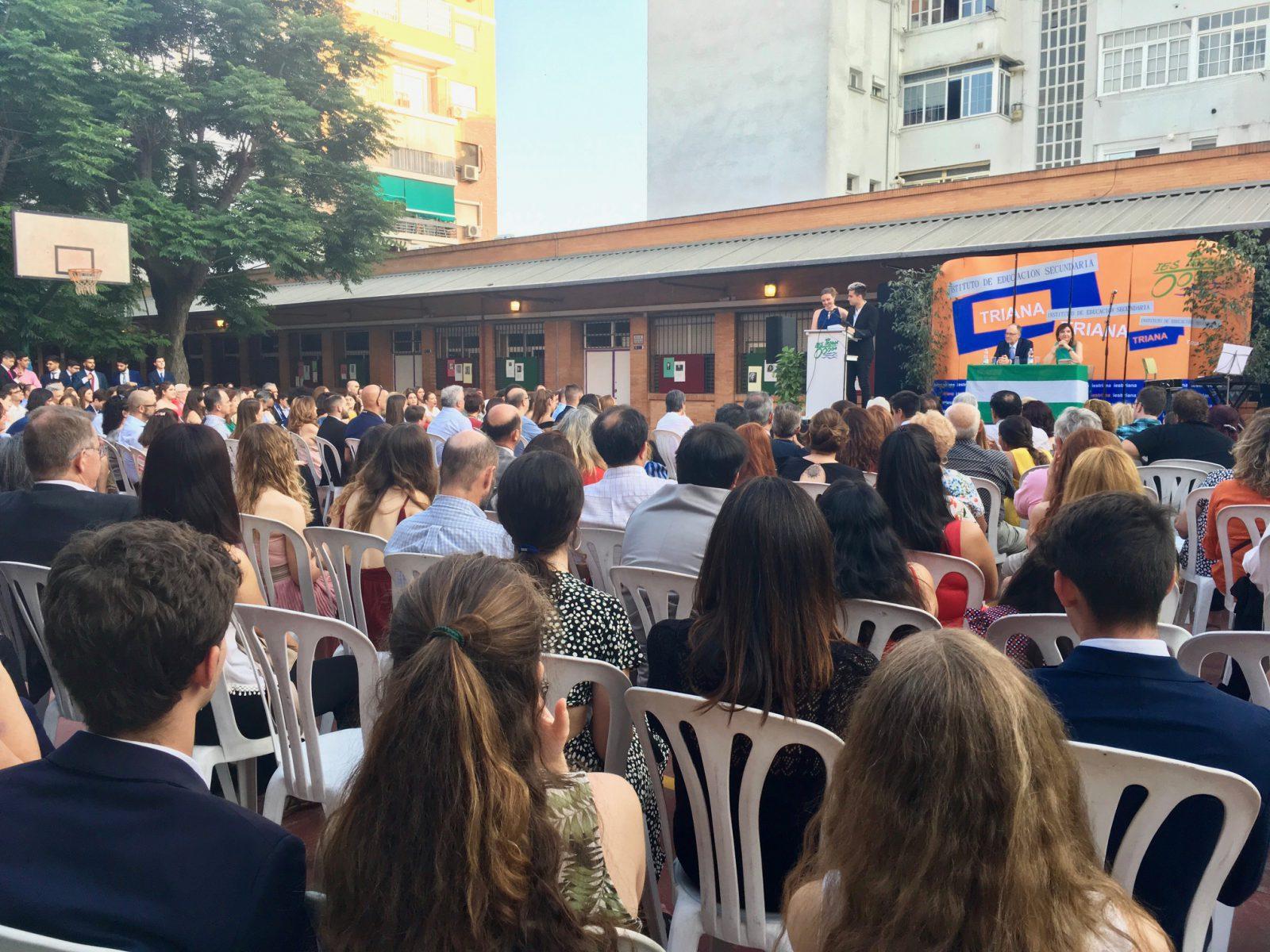 Acto de Graduación 2º Bachillerato (pincha aquí para ver los vídeos)