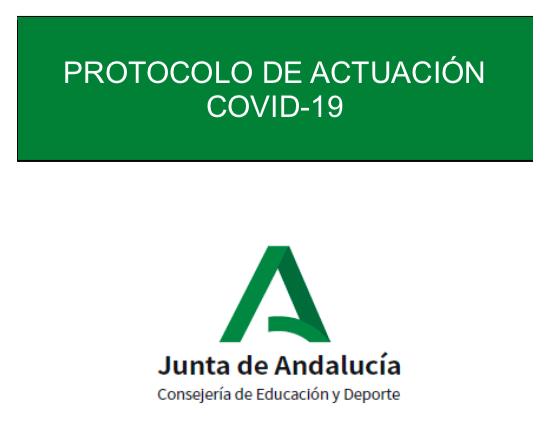 PROTOCOLO DE ACTUACIÓN PARA LA PREVENCIÓN, PROTECCIÓN, VIGILANCIA Y PROMOCIÓN DE LA SALUD ANTE EL COVID-19 CURSO 21/22