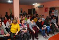 Charla de Manuel Ángel Bermúdez sobre Igualdad