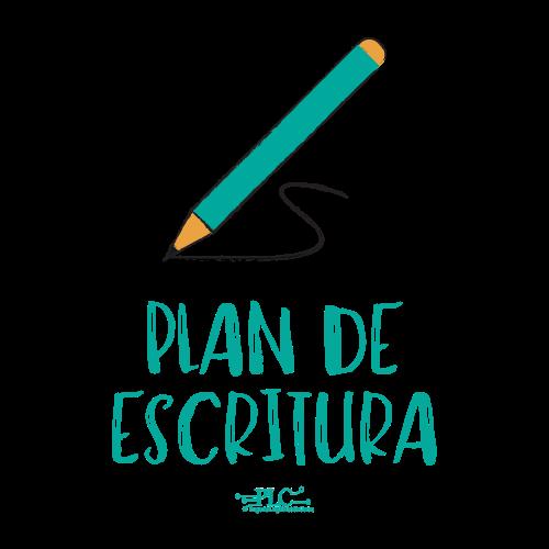Plan de escritura
