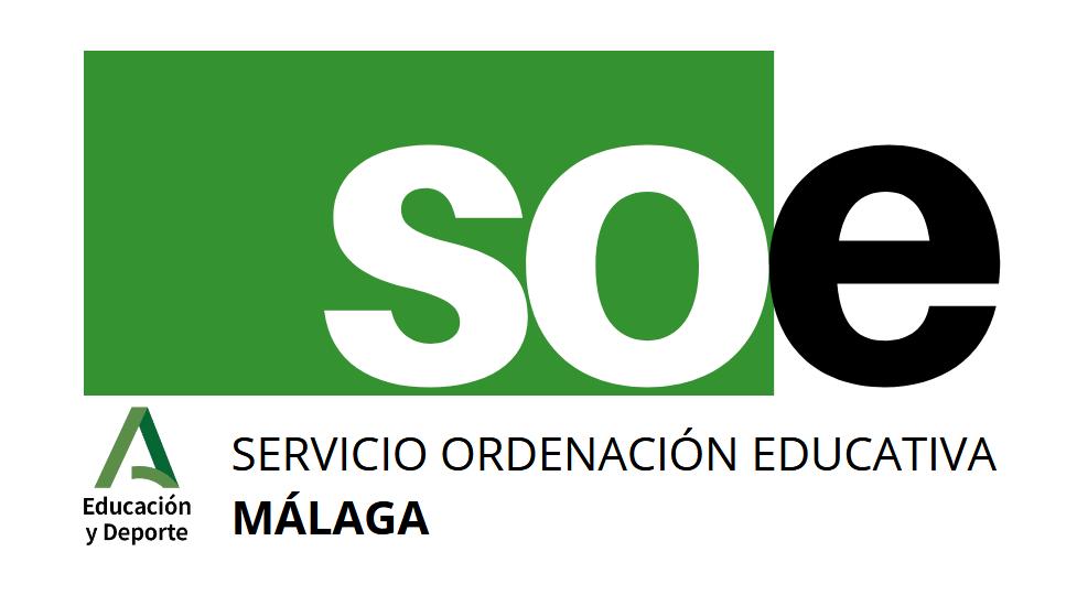SERVICIO ORDENACIÓN EDUCATIVA MÁLAGA