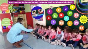 Programa Estimulación del Lenguaje Oral. 0 a 3
