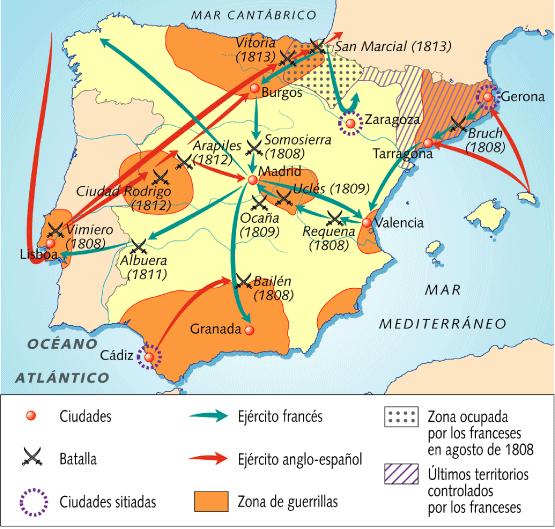 mapa guerra