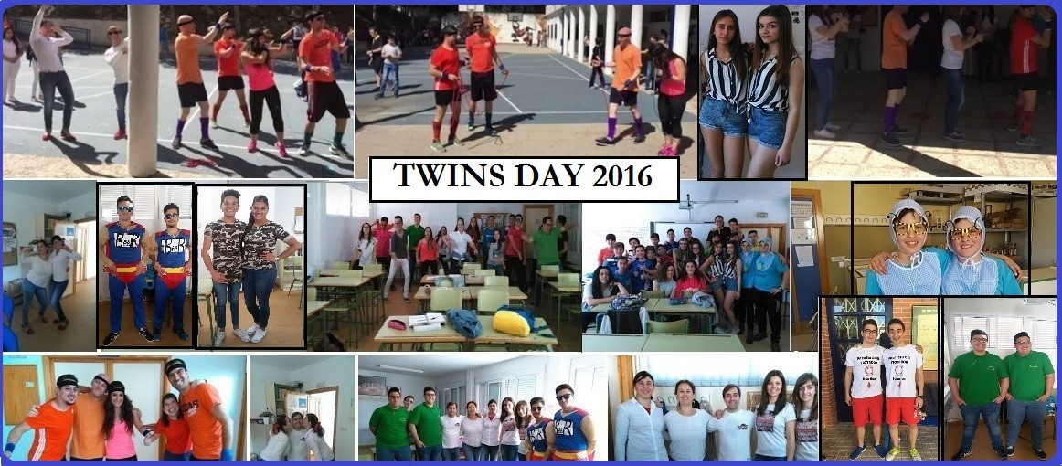 Collage twinsday