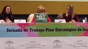 La Sra. Consejera de Educación inaugura la Jornada sobre el Plan Estratégico para el desarrollo de las Lenguas en Andalucía