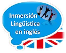 Resultado de imagen de programa intensivo inmersión lingüística en españa 2018