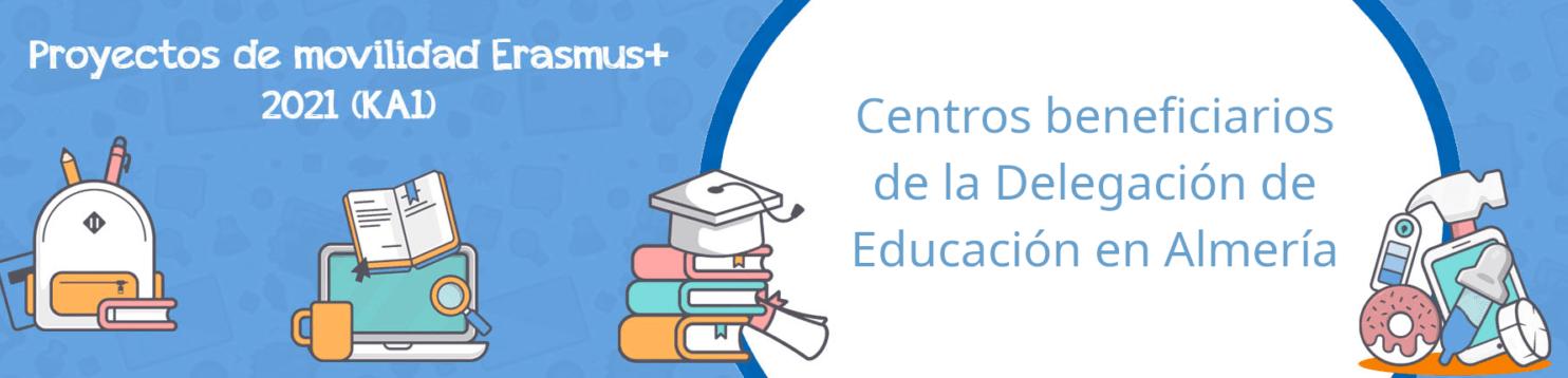 Erasmus+ KA1 2021: Listados definitivos