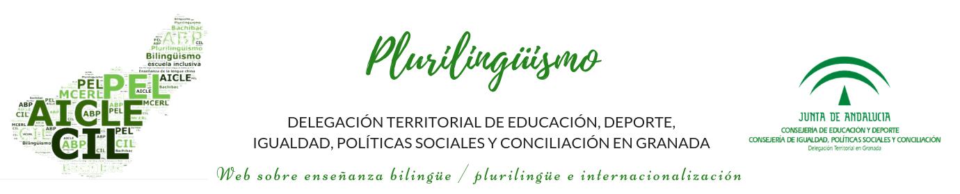 Plurilingüismo - Delegación Territorial de Educación en Granada