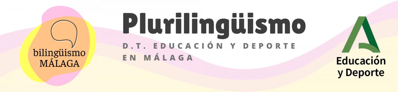 Plurilingüismo - Delegación Territorial de Educación Málaga
