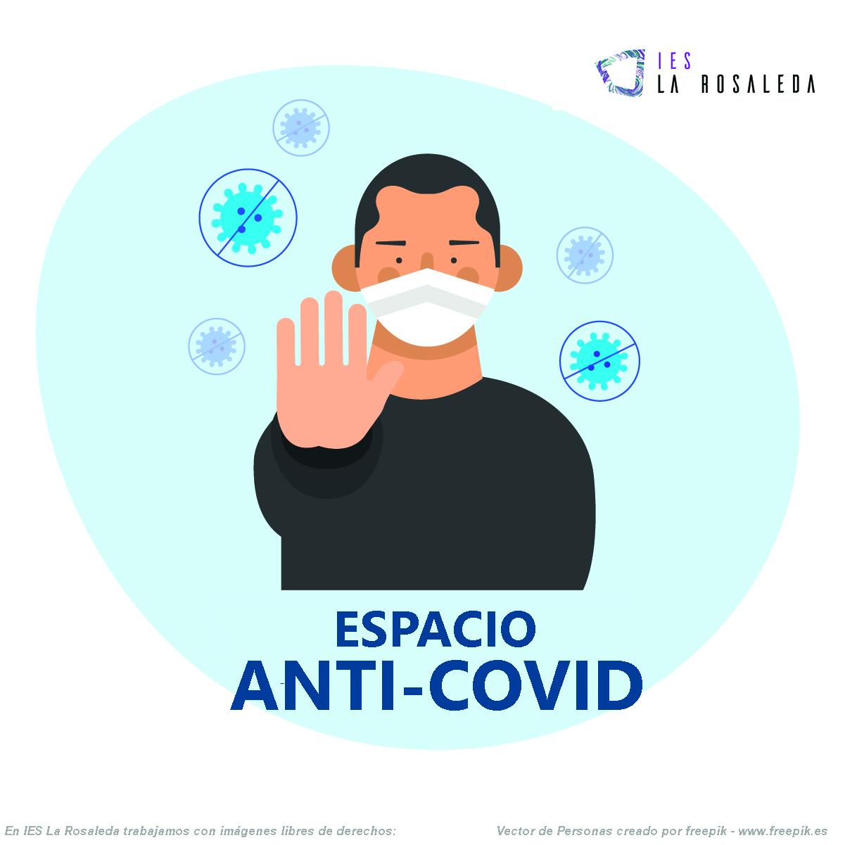 Nuestro espacio Anti-Covid: