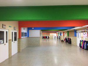 pasillo primaria