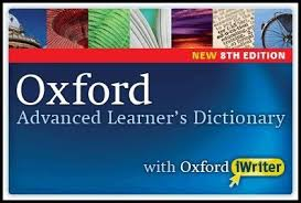 oxford learner´s dictionary