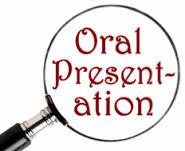 oral presentation 1
