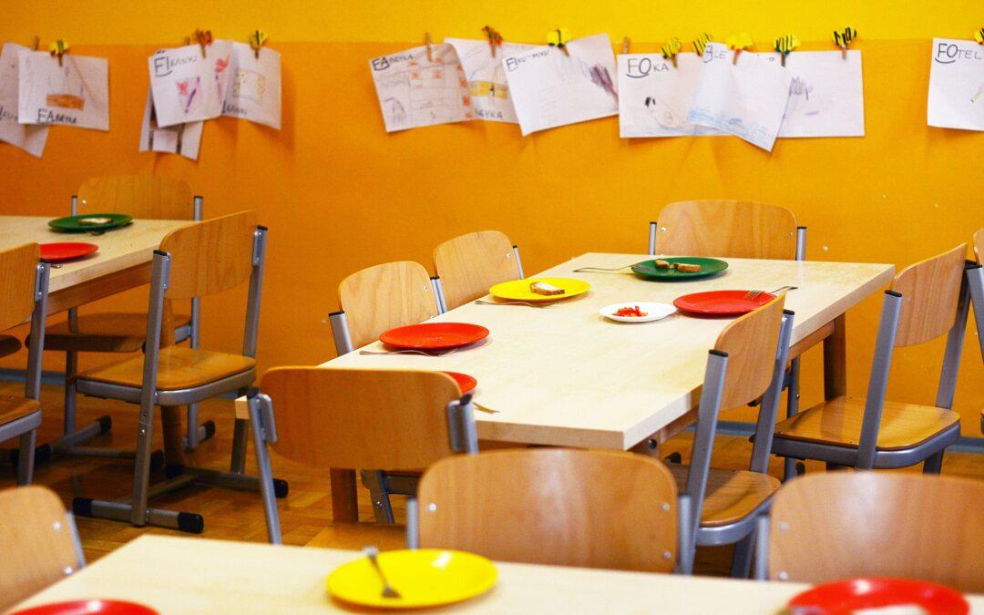 BONIFICACIONES PROVISIONALES. Comedor y aula matinal.