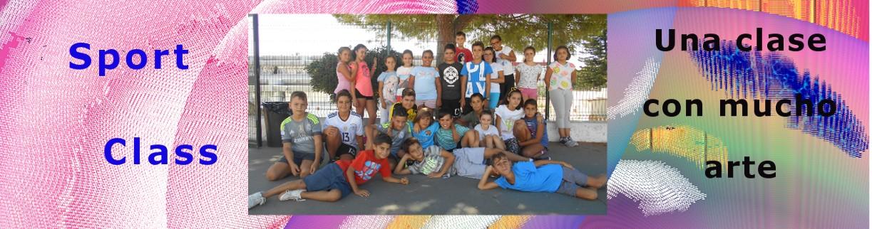 Sport Class. Nuestro primer blog de aula