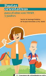 Pautas TDAH_Hospital La Paz