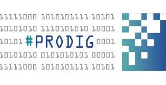 Jornadas Iniciales #PRODIG curso 2019-2020