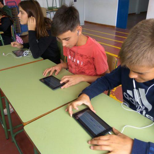 Aprendizaje musical con dispositivos móviles: la experiencia del IES Gran Capitán.