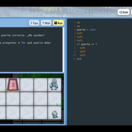 ToolboX.Academy, un entorno de programación desde Primaria