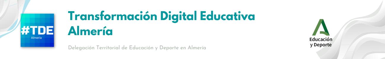 Transformación Digital Educativa - Almería -