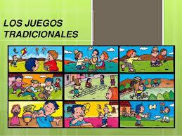 Educación Física Juegos Tradicionales Semana 2ª C E I P Juan Pablo I
